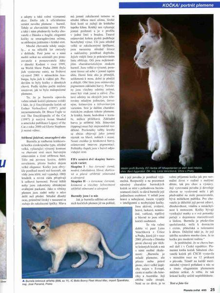 článek z Planety zvířat 2